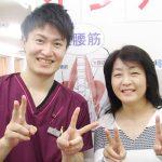 武蔵野市境 肩こり 腰痛 40代女性 K.Kさん