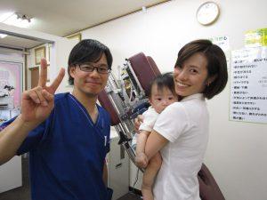 ウィル鍼灸整骨院 産後ままさんとの写真